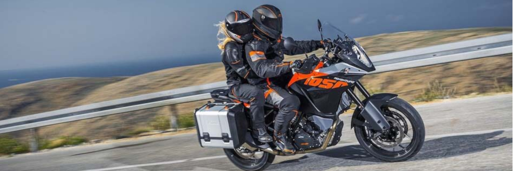 Motorcycle rental  CAGLIARI PORT Sardinia